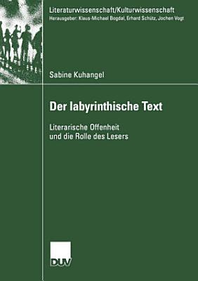 Der Iabyrinthische Text PDF