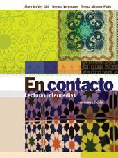 En contacto: Lecturas intermedias: Edition 9