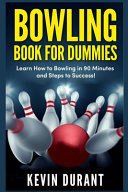 Bowling Book For Dummies