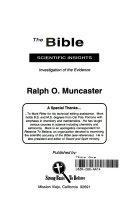 The Bible   Scientific Insights Vol  5 PDF