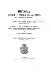 Historia general y natural de las Indias: Volumen 2