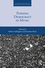 Finding Democracy in Music PDF