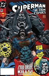 Action Comics (1938-) #695