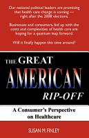 The Great American Rip Off PDF