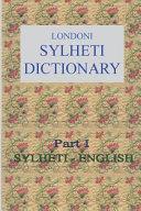 Londoni Sylheti Dictionary PDF