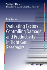 Evaluating Factors Controlling Damage and Productivity in Tight Gas Reservoirs Book
