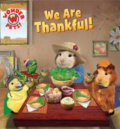 We Are Thankful! (Wonder Pets!)