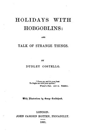 Holidays with Hobgoblins
