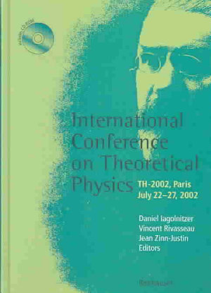 International Conference on Theoretical Physics PDF