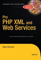 Pro PHP XML and Web Services PDF