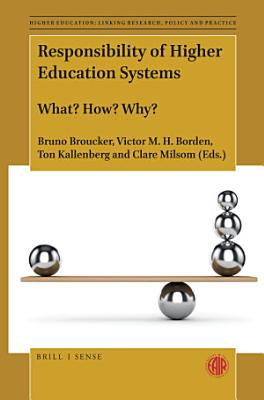 Responsibility of Higher Education Systems PDF