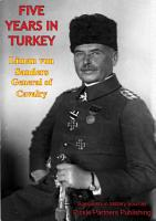 Five Years In Turkey  Illustrated Edition  PDF