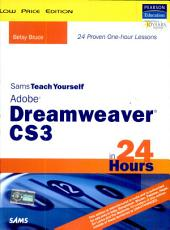 Sams Teach Yourself Adobe Dreamweaver CS3 in 24 Hours PDF