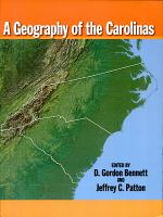 A Geography of the Carolinas