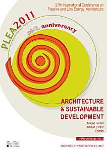 Architecture   Sustainable Development  vol 2