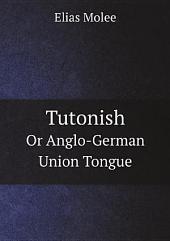 Tutonish