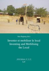 Inventer Et Mobiliser Le Local