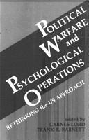Political Warfare and Psychological Operations PDF