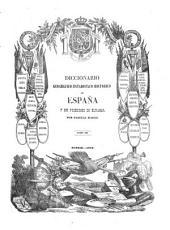 Diccionario geografico-estadistico-historico de España y sus posesiones de ultramar: NAB - PEZ, Volumen 12