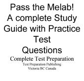 MELAB Practice Test Questions