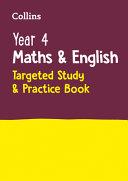 Year 4 Maths and English
