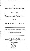 A Familiar Introduction to the Theory and Practice of Perspective PDF