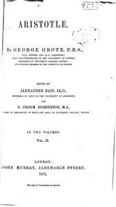 Aristotle: Volume 2