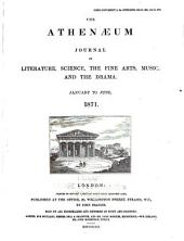 The Athenaeum: A Journal of Literature, Science, the Fine Arts, Music, and the Drama