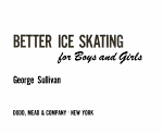 Better Ice Skating for Boys and Girls