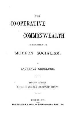 The Co operative Commonwealth PDF