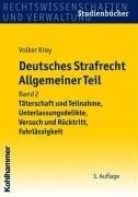 Deutsches Strafrecht  allgemeiner Teil PDF