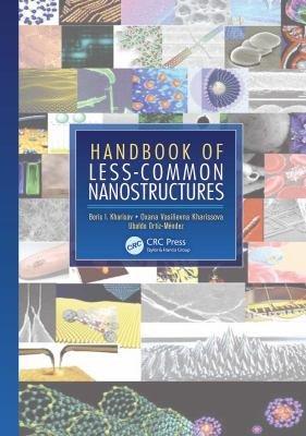 Handbook of Less-Common Nanostructures