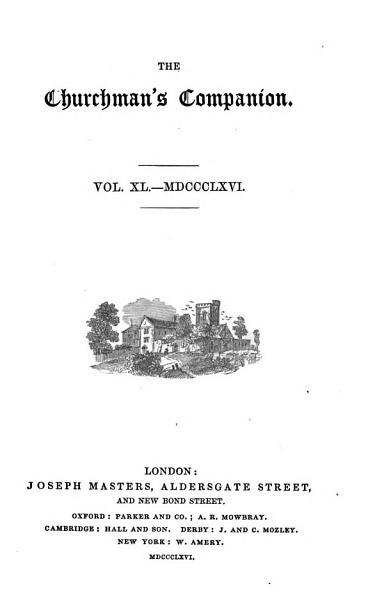 Download The Churchman s companion Book