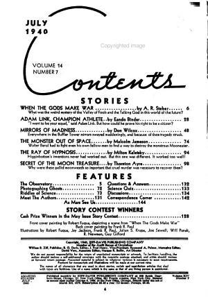Amazing Stories PDF