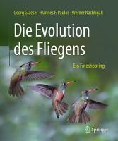 Die Evolution des Fliegens     Ein Fotoshooting PDF