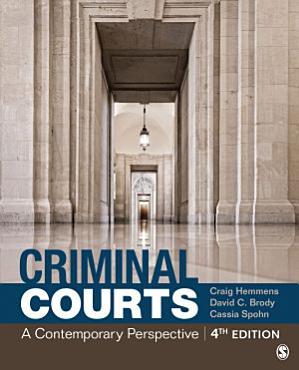 Criminal Courts PDF