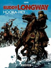 Buddy Longway - Tome 15 - Hooka-Hey