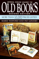 The Official Price Guide to Old Books PDF