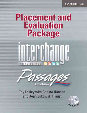 Interchange Third Edition Passages Second Edition All Levels Placement and Evaluation Package with Audio CDs  2  PDF