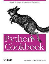 Python Cookbook Book PDF
