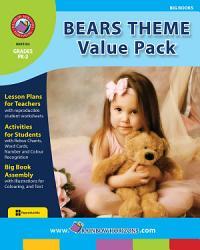 Bears Theme VALUE PACK PDF