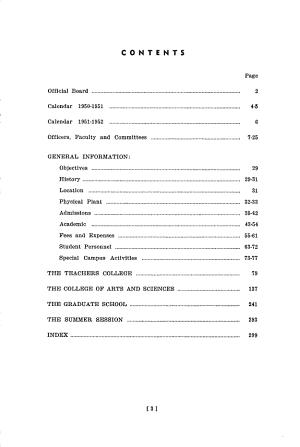 General Undergraduate Catalog PDF