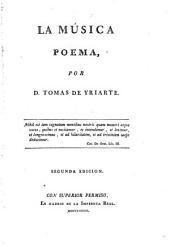 La Música, Poema por Tomás de Yriarte