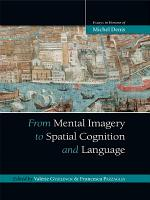 From Mental Imagery to Spatial Cognition and Language PDF