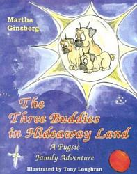 The Three Buddies In Hideaway Land Book PDF