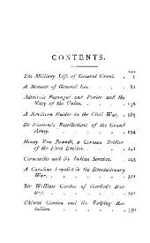 ESSAYS IN MILITARY BIOGRAPHY