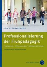 Professionalisierung der Fr  hp  dagogik PDF
