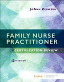 Family Nurse Practitioner Certification Review Book PDF