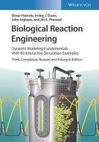 Biological Reaction Engineering PDF