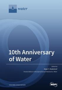 10th Anniversary of Water Book